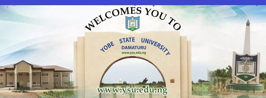 Yobe State University-YSU 2014/2015 Departmental Registration Schedule