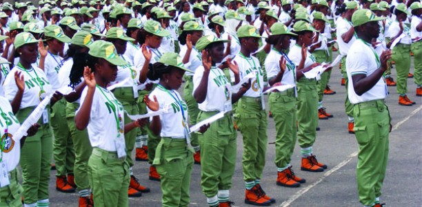 2015: INEC Assures NYSC Corp Members Of Adequate Security During Election