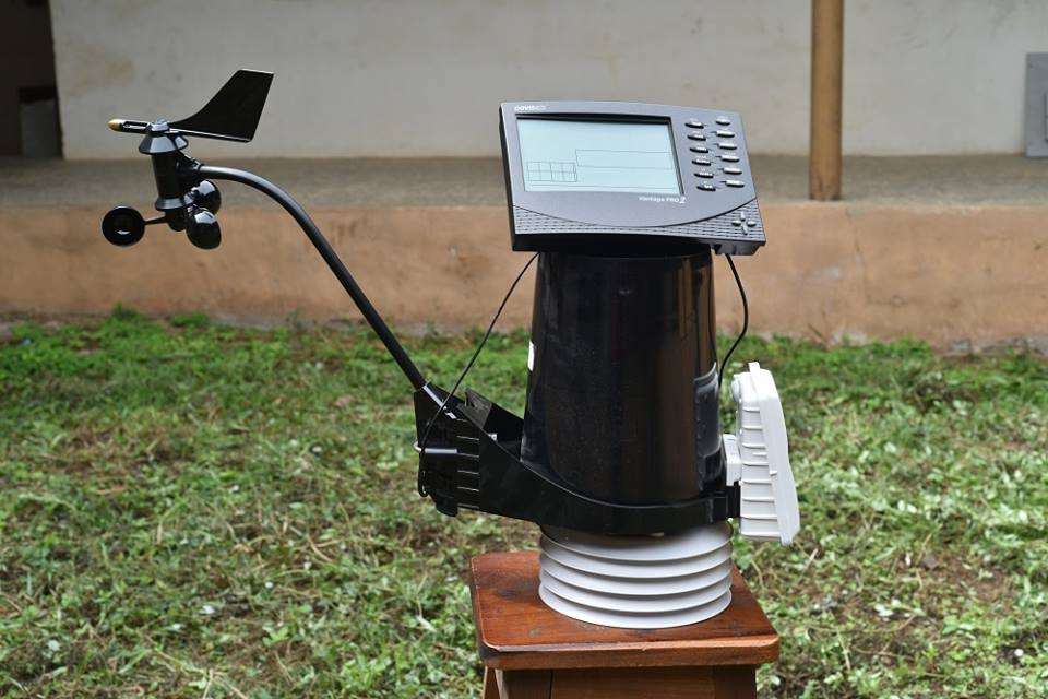 GeoAfrica Environmental Managers Donates Weather Station Equipment to FUTA