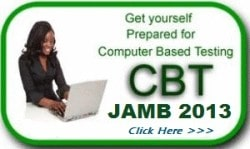how to practice for jamb cbt examination free