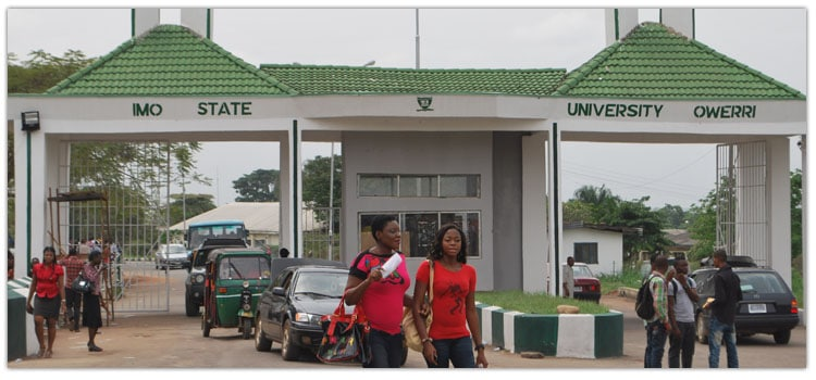 IMSU Post UTME Screening Form