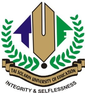 TASUED Post UTME / DE Screening Form 2018/2019