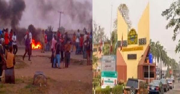 Lagos State University Shut Down Indefinitely