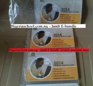 jamb e-bundle scratch card