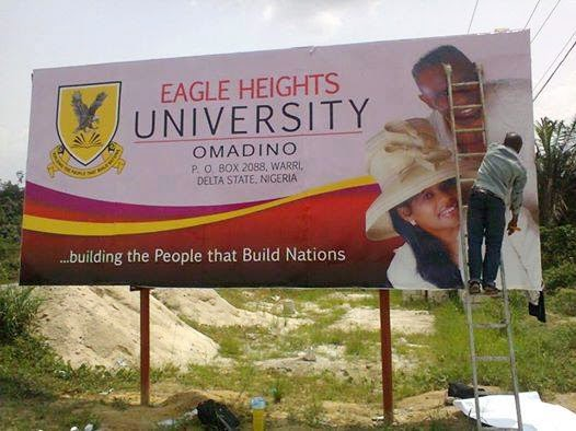 Eagle Heights University