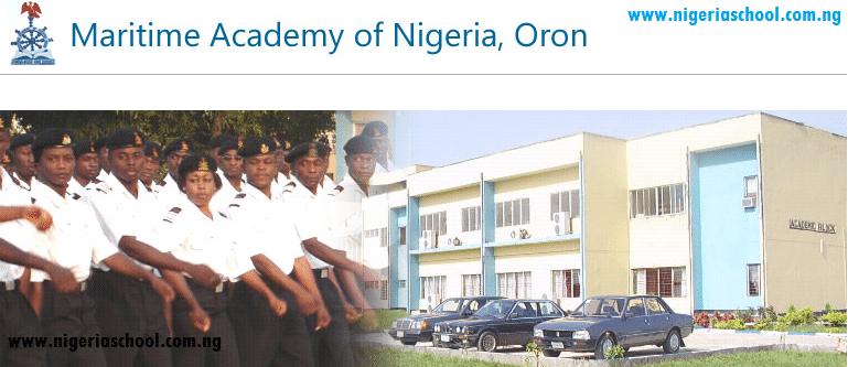 Maritime Academy Oron 2nd Semester Resumption Date - 2015/16