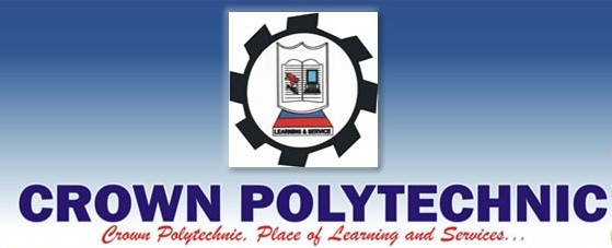 Crown Polytechnic Admission into Full Time (ND & HND) - 2016/17
