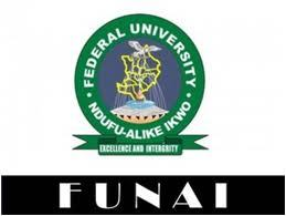 FUNAI Post-UTME 2016 Registration Disclaimer