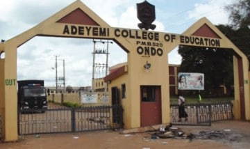 ACEONDO Part time Admission List Released - 2016/2017