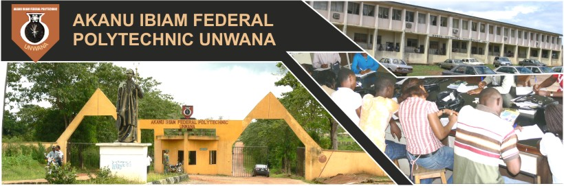 Akanu Ibiam Federal Poly Post UTME Form - 2017/2018