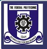 Federal Poly Idah ND Admission List