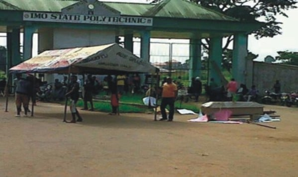 Imo State Poly HND Admission Form