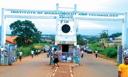 Institute of Management and Technology, Enugu