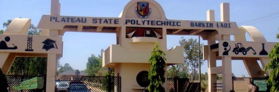 Plateau State Polytechnic Heipang, Barkin Ladi-plapoly