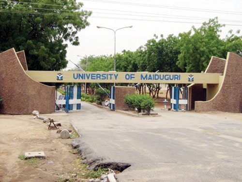 UNIMAID Post UTME Admission Screening Form
