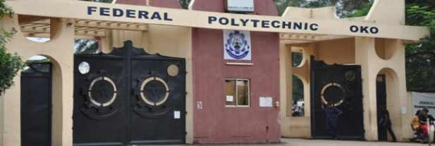 Federal Poly OKO ND Evening & Weekend form