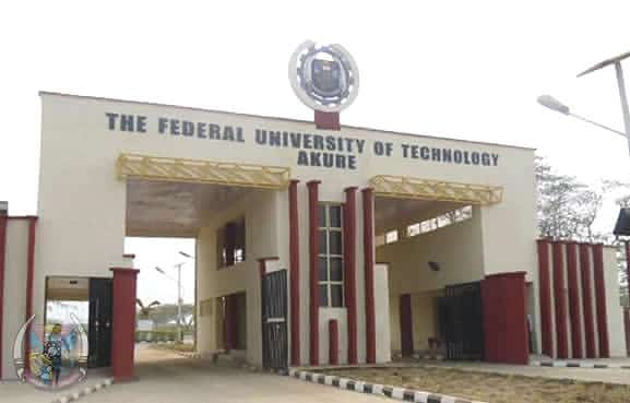 FUTA postgraduate admission form