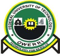 FUTO Undergraduate School Fees Schedule - 2017/2018