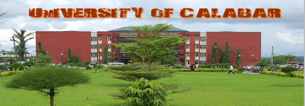 UNICAL Comprehensive Admission List 2018