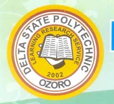 Delta State Poly Ozoro HND Admission Form Out – 2016/2017