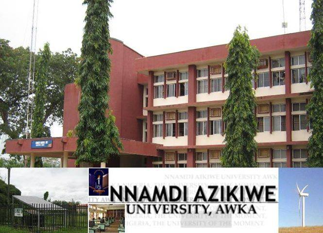 unizik post utme form