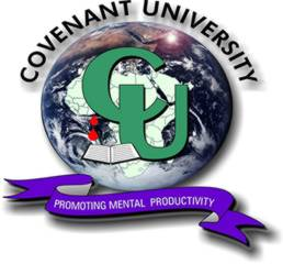 Covenant University Admission Screening Form & Exam Date - 2017/2018