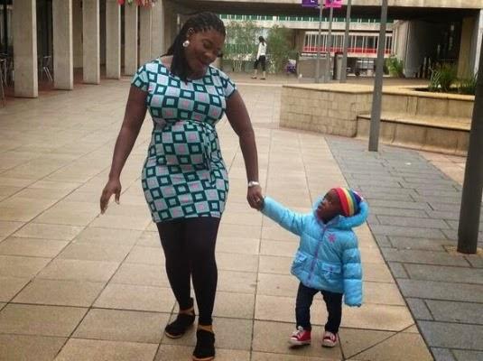 Mercy Johnson Okojie