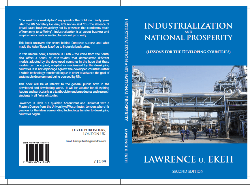 Industralization and National Prosperity