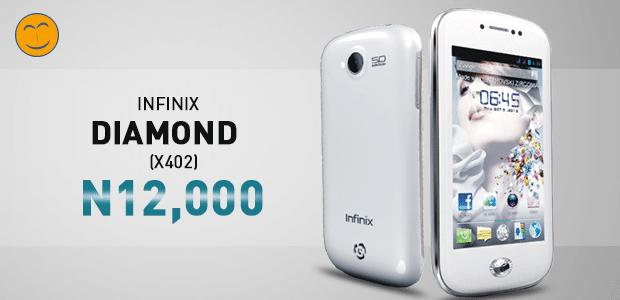 Infinix Diamond X402