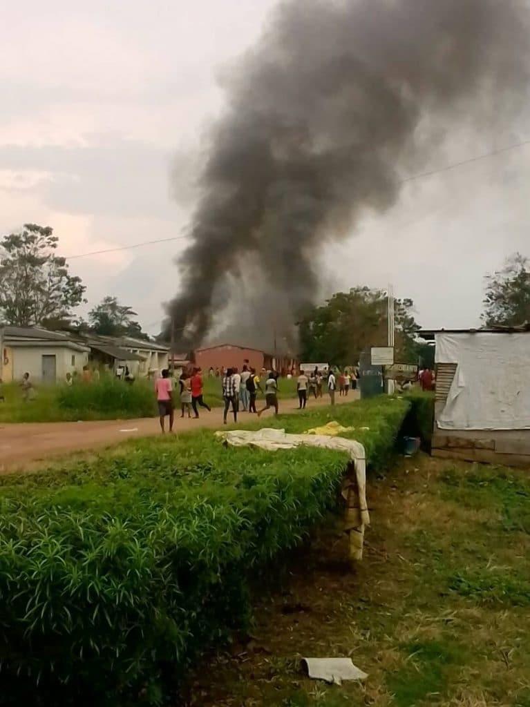 Federal Polytechnic Ado- Ekiti Shut Down Indefinitely Over Protests