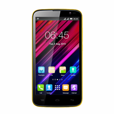 x507 INFINIX yellow