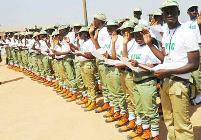 NYSC wishes you a hitch-free service year2