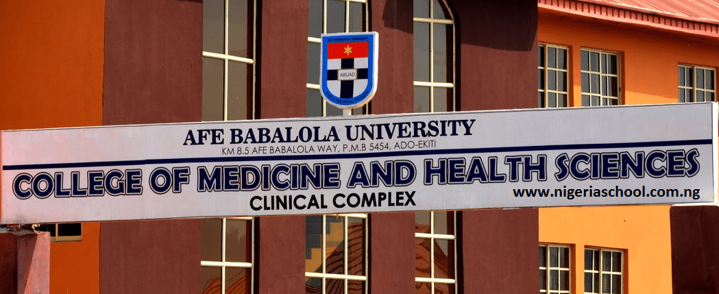Afe Babalola University, Ado-Ekiti-Abuad
