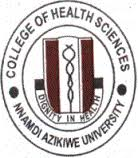 College of health sciences, Nnamdi Azikiwe University, Nnewi campus