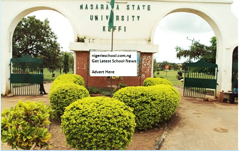 The Nasarawa State University postgraduate school fees