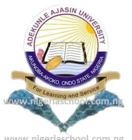 Adekunle Ajasin University, Akungba, AAUA Supplementary Admission List 2016/2017 Released