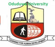 Oduduwa University Undergraduate Admission - 2016/17