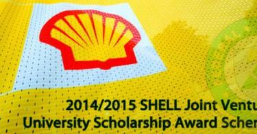 SPDC Joint Venture University Scholarship Award Scheme