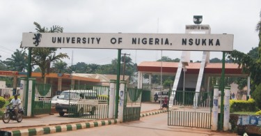 university of nigeria nsukka, unn