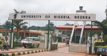 university of nigeria nsukka, unn