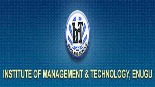Institute of Management and Technology, Enugu, (IMT)