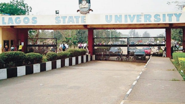 LASU Postgraduate Application Form - 2016/2017
