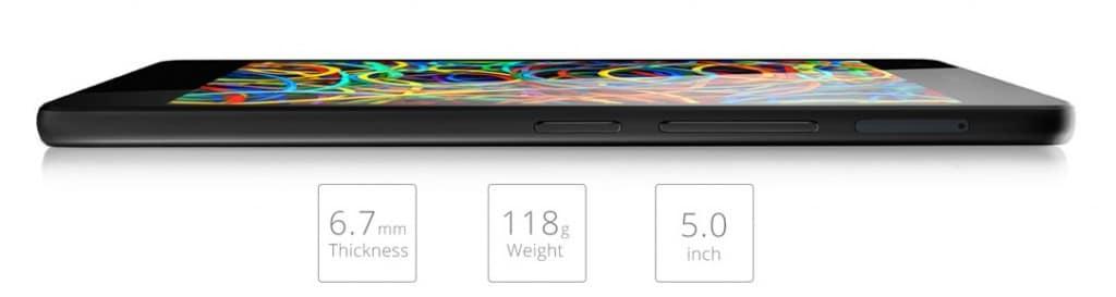 Infinix Zero 2 16GB - X509