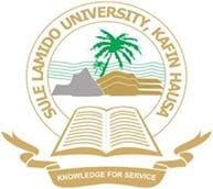 Sule Lamido University Post UTME/DE Screening Form - 2017/18