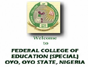 Federal College of Education (Special) Oyo School Fees