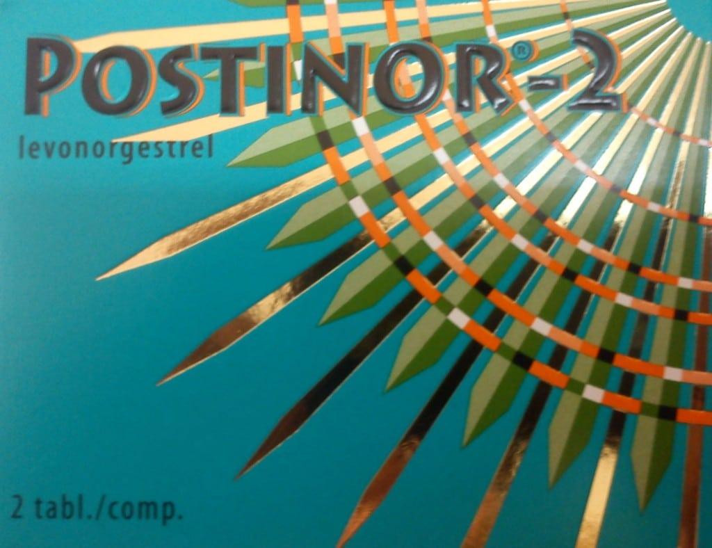 postinor 2 side effect