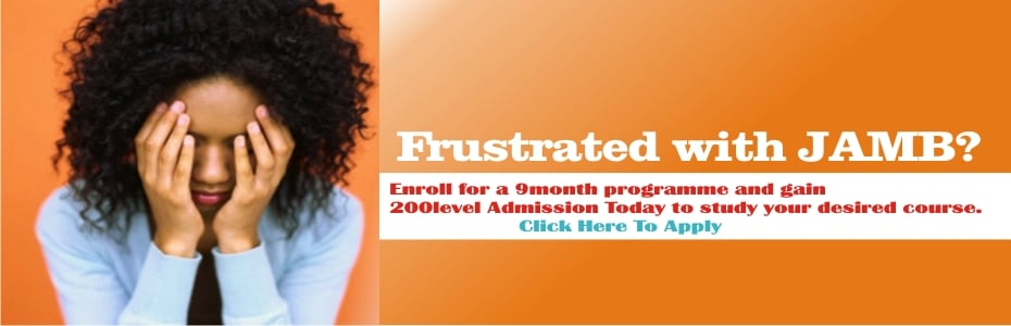 Gain 200 level admission to study in any university of your choice