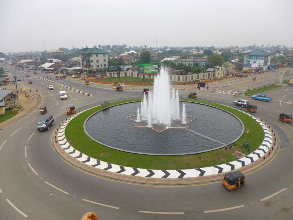 Nwaniba junction