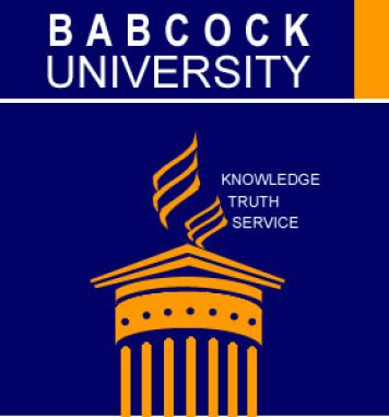Babcock University Pre Degree Admission Form - 2016/2017