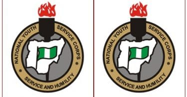 National Youth Service Corp, NYSC